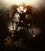 Death Note - Ryuk by JeeSama