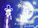 Yvonne, L'Espirit de la Lune by MU-Cheer-Girl