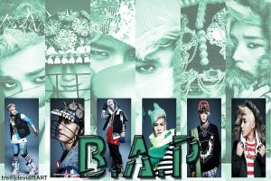 B.A.P Stop It by Trelli