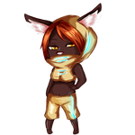First pixel icon by GingerQuin