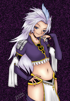 KH?Kuja -finished- by ssceles