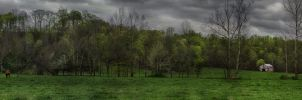 Left Before The Storm by UriahGallery