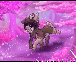 Candy Forest by Nyyra