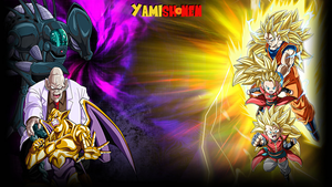 Dragon Ball Heroes Jaakuryu Mission 6 BG by yamishonen
