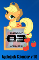 Applejack Calendar V1.0 by SNX11