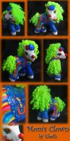 Mom's Clown by Ebethalan