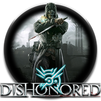 Dishonored Icon by DudekPRO