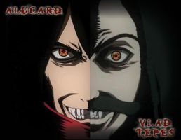 ALUCARD - VLAD TEPES I by FALLEN-ANGEL-F