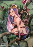 Forest fairy by BraianDream