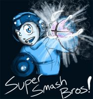 Super Smash by digitallyfanged