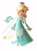 Princess Rosalina 01 by Damagi