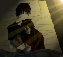 Persona: U is pillow XD by L0ra2
