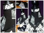 Neck Corset Halloween-Style by Costumy