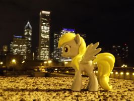 Derping in Chicago 12 by KINGXIII