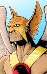Hawkman by Thuddleston