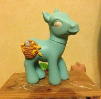 wIP Easter pony by Blindfaith-boo