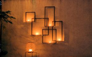 Kyotosphere and Wall Sconce by thedecolab