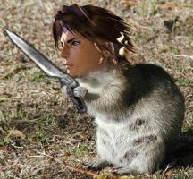 The Squall Squirrel by deadly-claris