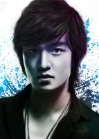 Lee Min Ho by darlynmeyer