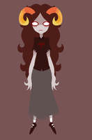 Aradia. by problematiic