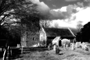 St.Andrews church,Kinson by awjay