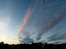 Cotton Candy in the Sky by Michies-Photographyy