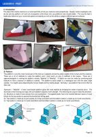 Gundam/mecha cosplay tutorial - Lesson 6-1 Feet by Clivelee