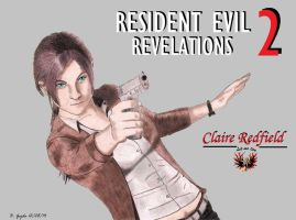 Claire Redfield - Revelations 2 by BGShepard