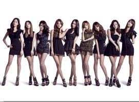 SNSD Girl's Generation - Genie by Devil-Zangetsu