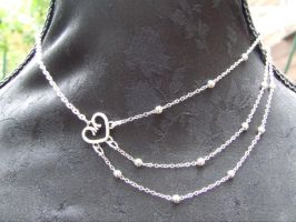 sweet necklace by TheLovelyBoutique