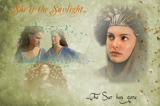 Padme She is the Sunlight by Baby-x-Bat