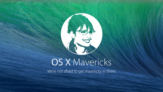 Apple isn't afraid to get mavericky in there. by iynque