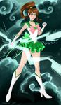 Eternal Sailor Jupiter by CelestialOctopi