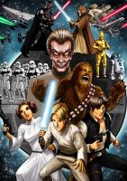 Star Wars Manga by Robert-Shane