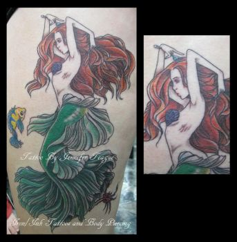 Little Mermaid by Nikolaos-Mariana