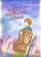 .:Happy Birthday My Hero:. by kiba-kun1289