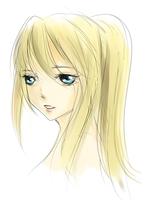 Winry Rockbell...? ._. by miley26