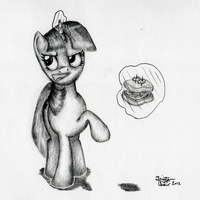 Aug NATG2012 Day 3 - Shining Sammich by KuroiTsubasaTenshi