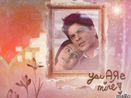 shahrukh-Stay closer by miralkhan