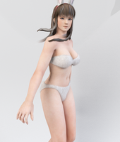 Bunny Hitomi by CeCeFever