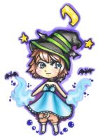 Little Witch by CUTE-ChibiMONSTERZ