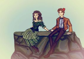 idris and the doctor by somosquesoydulce