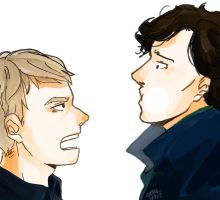 SherlockBBC #1 by T-World
