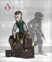 ACD: Emile by The-Red-Right-Hand