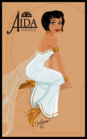 Aida-Amneris Design by Cor104