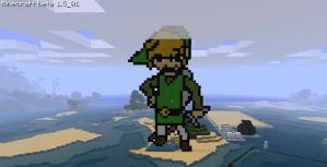 Minecraft - Link by Kakayu