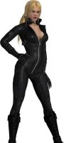 Nina Williams Tekken Revolution 1 by SpyrousSeraphim