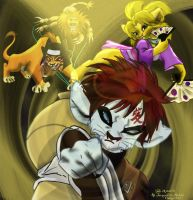 Gaara's Team of Death by Catgirl08