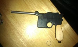 One Day Mauser Prop Build by tn-scotsman