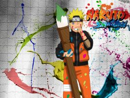 Naruto Paint by crz4all